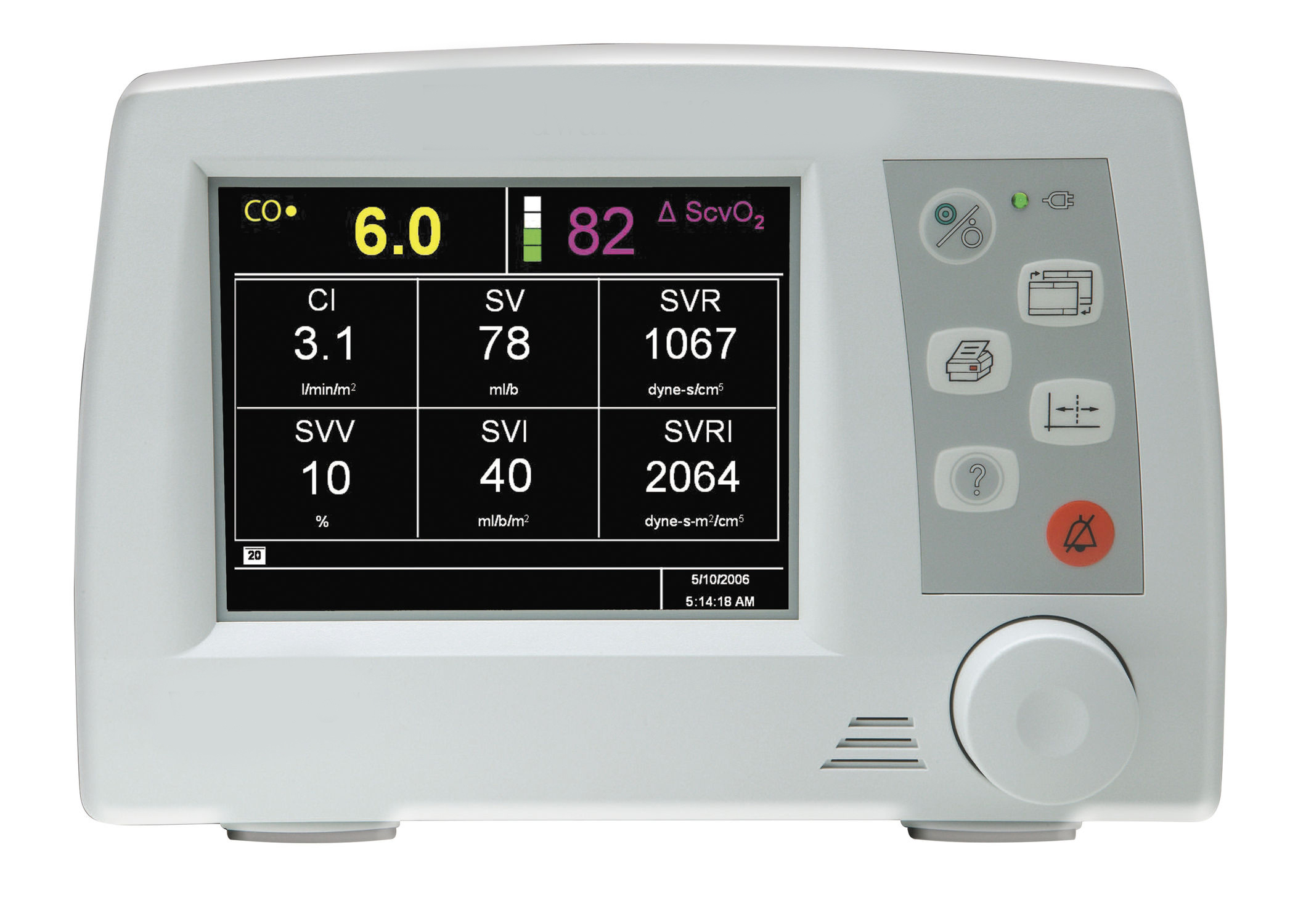 (1) Patient Monitoring Systems - Multifunction Patient Monitor